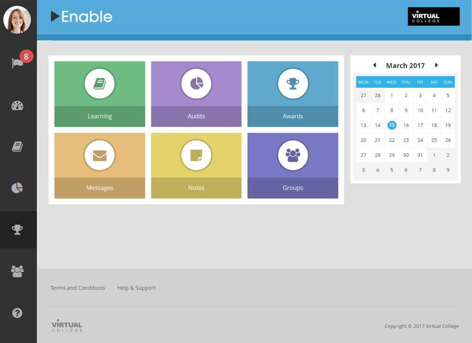 Enable LMS Software - 1
