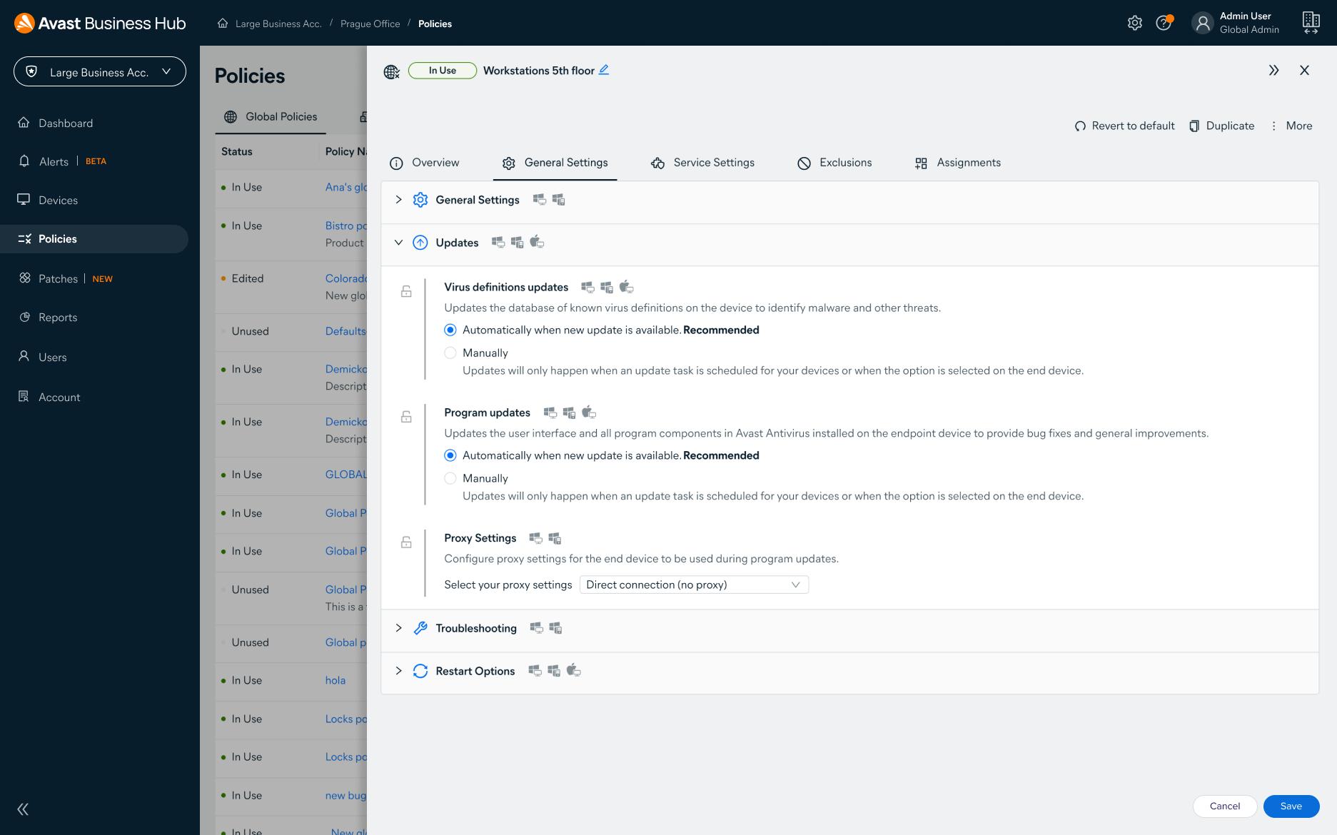 Avast Business Antivirus Software - 3