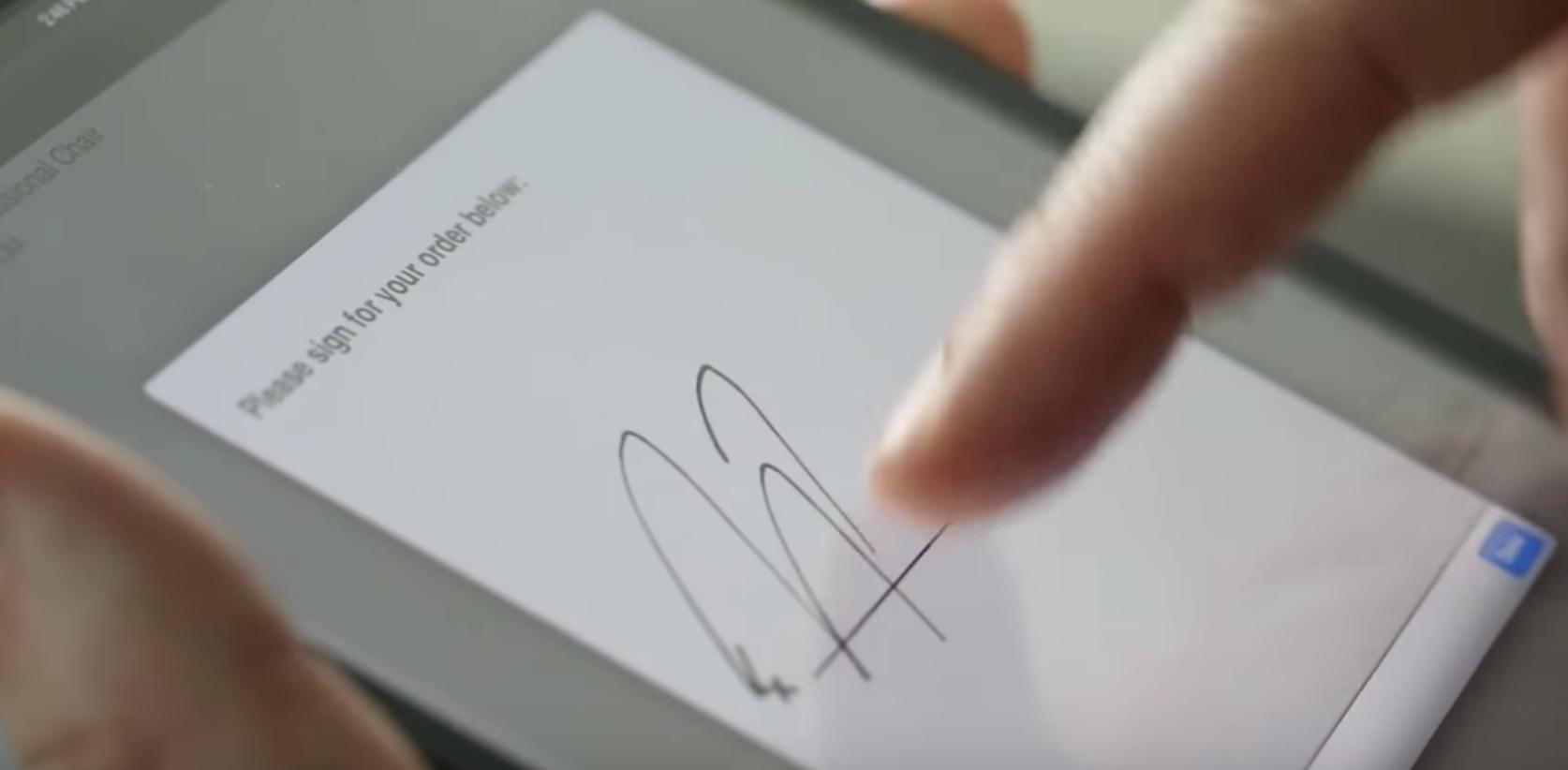 RepZio Software - Capture signatures electronically