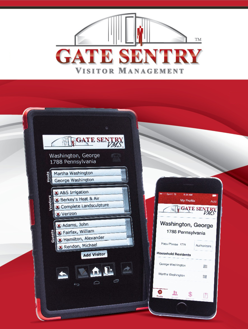 "Gate Sentry offers a hybrid-cloud property security solution with mobile app support that is still operational ""offline"" when network connectivity is lost"