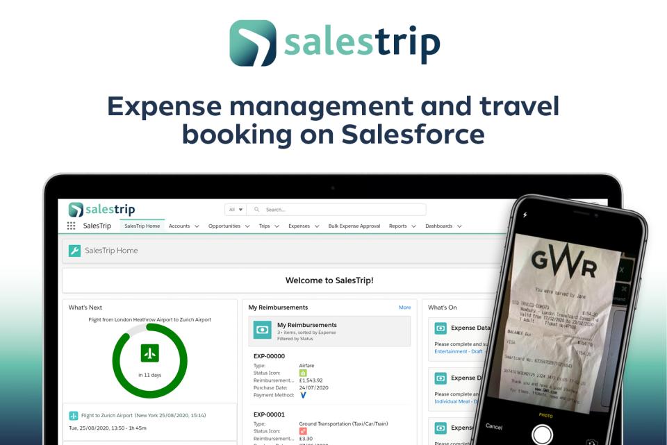 SalesTrip Software - 1