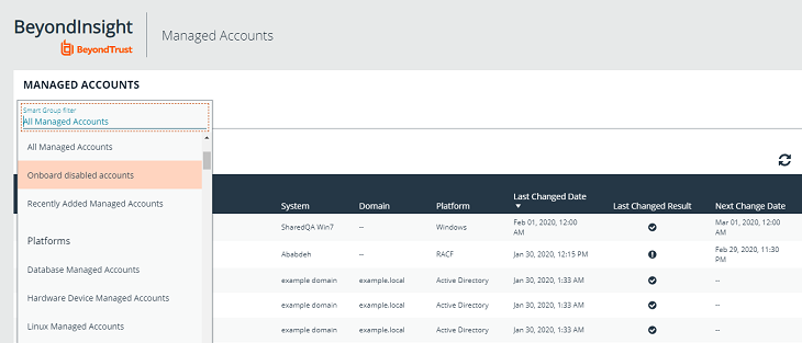 Smart Rules Management – Onboarding Various Types of Accounts