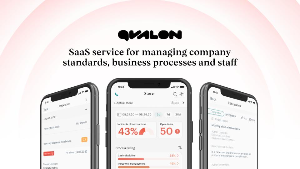 QVALON Software - 1