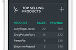 9 Spokes screenshot: Review top selling products