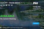 Capture d'écran pour FWi : FWI customizable digital signage