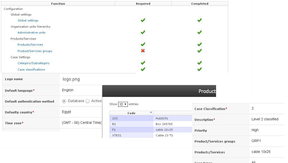 Configuration and Customization