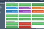 EmployeeConnect screenshot: EmployeeConnect health & safety incidents scoreboard
