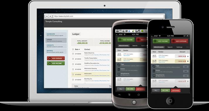 Skyclerk Software - 1