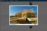 Captura de tela do BuilderTREND: