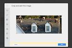 Uploadcare screenshot: Edit images in Uploadcare