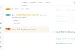 Captura de pantalla de Typeform: Visual form designer