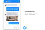 Schermopname van Userlike: Website Messenger