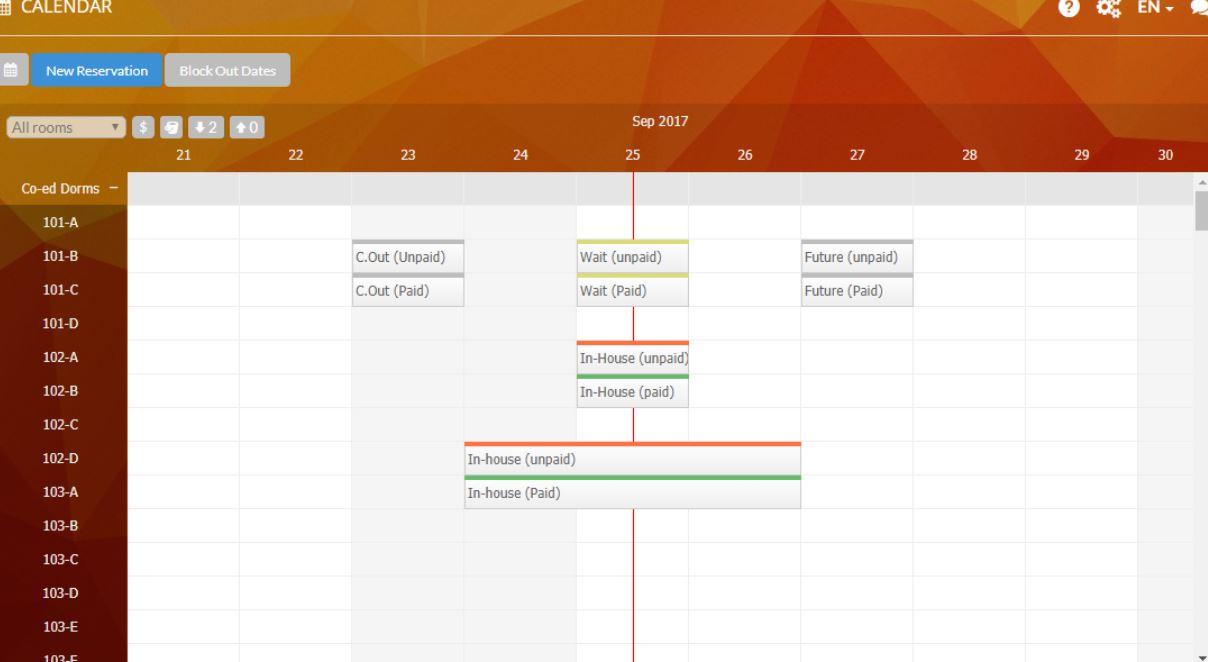 SWITCH.CM calendar