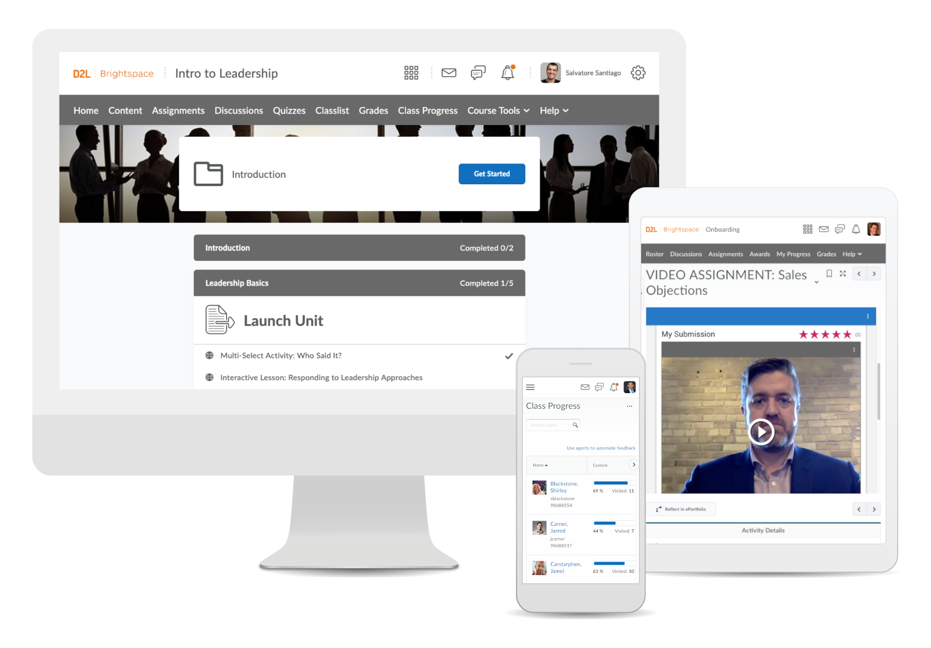 Brightspace Software - Brightspace learning platform for corporate