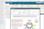 Capture d'écran pour TeamWox : Service desk