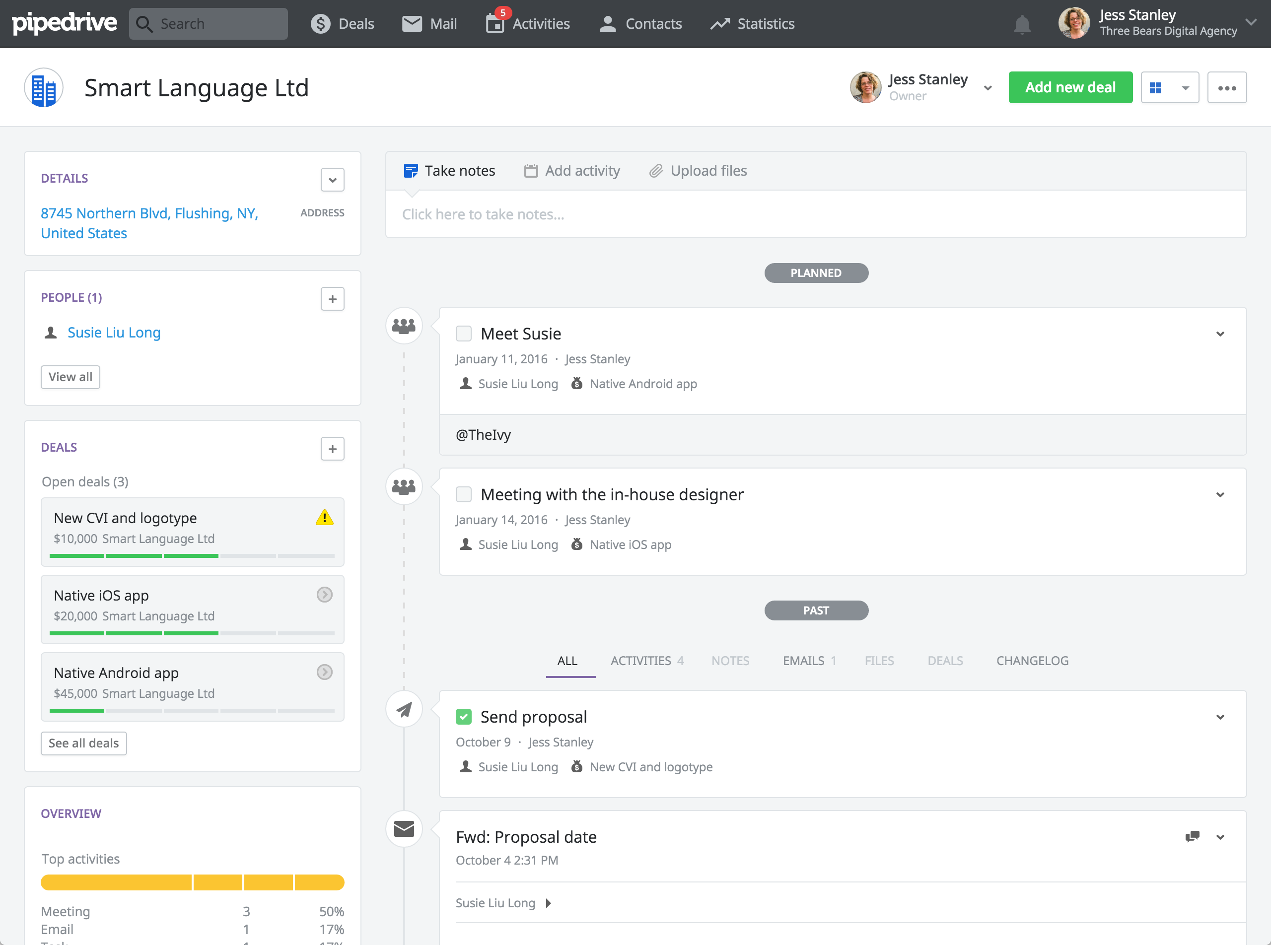 Pipedrive Software - 5