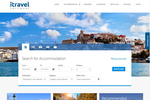 Captura de pantalla de Lemax: Online booking - allow your passengers or travel agents to find for all your products on your B2B or B2C website.