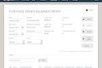 Captura de tela do Heartland Retail: Heartland Retail Purchase Order