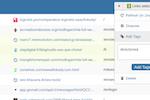 Capture d'écran pour Linkody : Link management