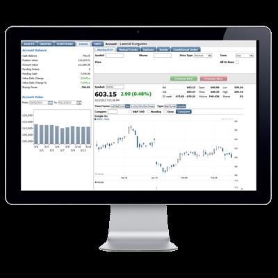 ETNA Broker Back Office Software - 2