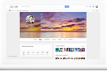 Captura de pantalla de Google Workspace: Share ideas and collaborate with coworkers using Google+