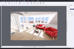 Adobe Captivate screenshot: 360° media support to help you deliver immersive learning experiences in VR that allow learners to navigate near real-life situations