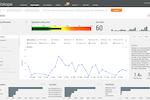 Netskope Active Platform screenshot: Netskope - App analytics