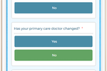 Mend screenshot: Smart automatic appointment reminders can be sent via SMS and email to reduce patient no-shows