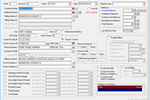 CUBIC screenshot: CUBIC track customers and maintain recordkeeping