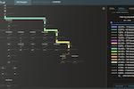 Communication Studio 2.0 screenshot: Communication Studio 2.0 bot designer