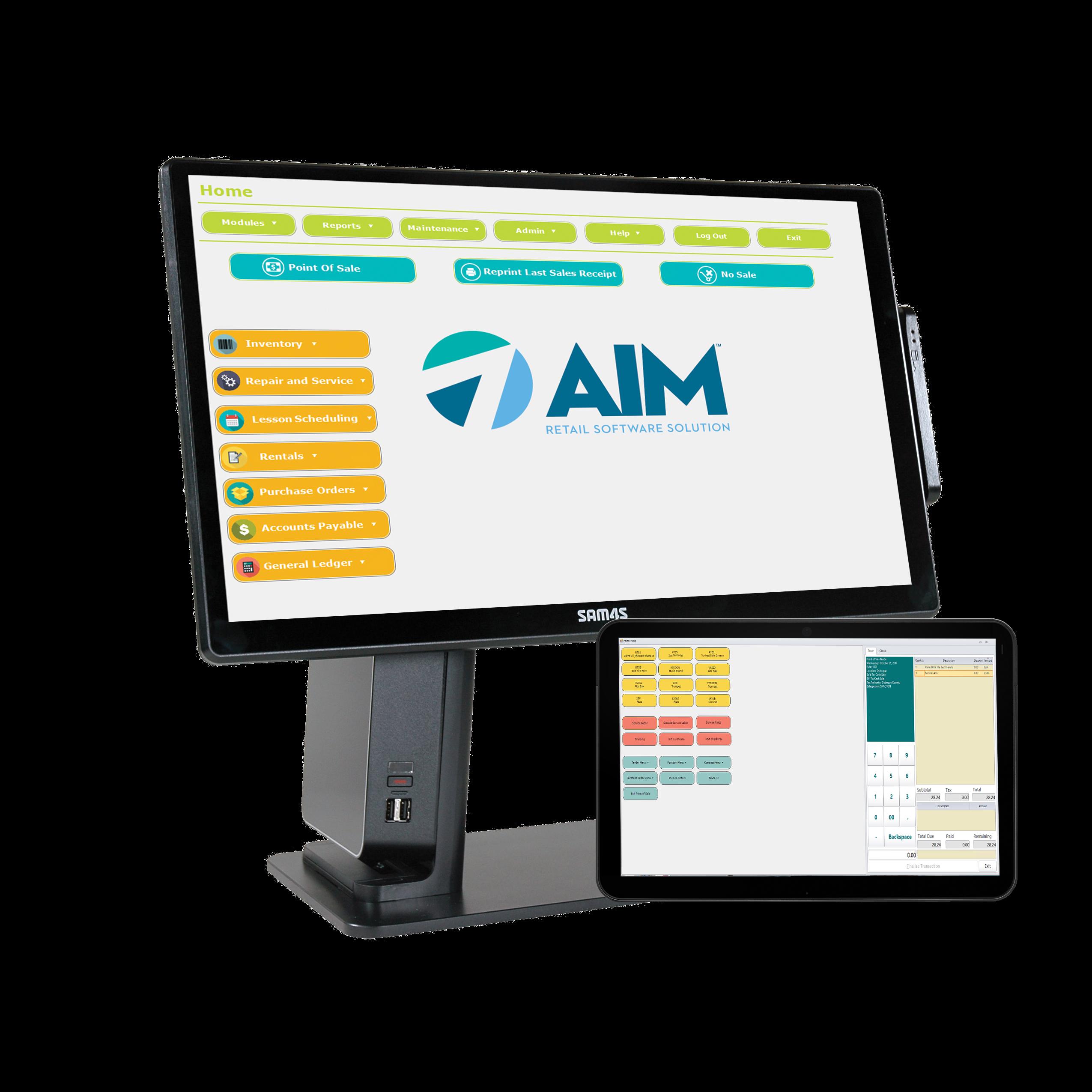 AIM Software - 3