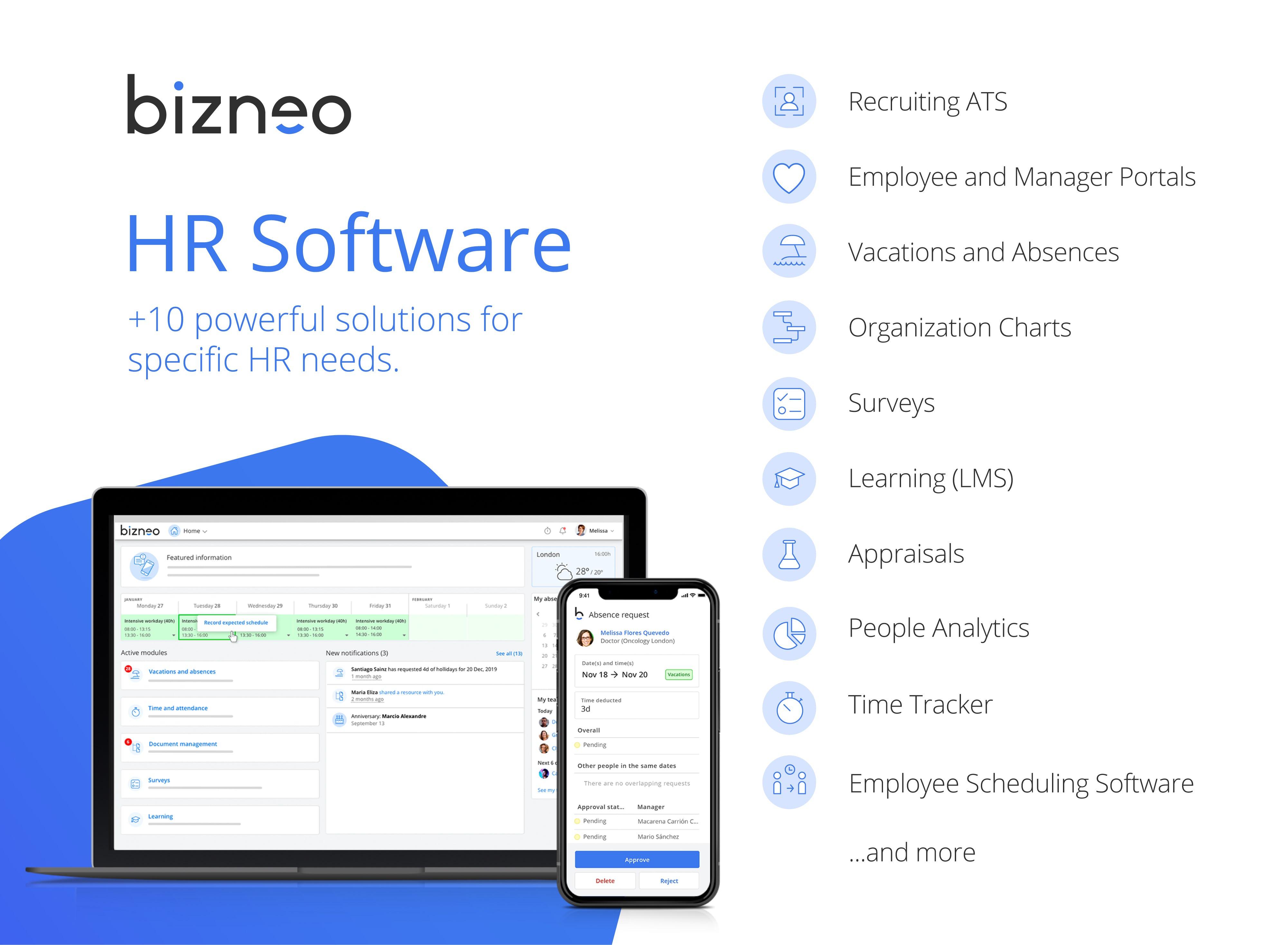 Bizneo HR Software - 1