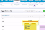 IDEXX Neo screenshot: Schedule and manage appointments