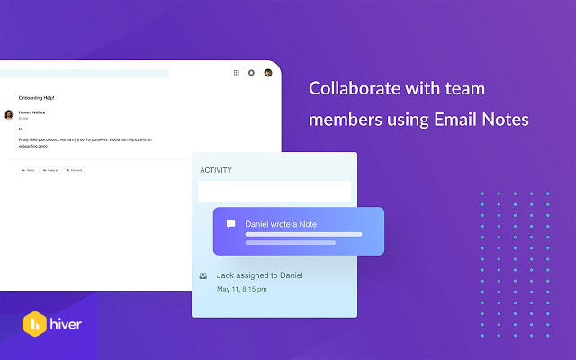 Collaborate with notes