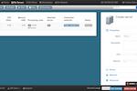 Capture d'écran pour CloudSigma : Server creation