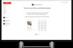 NexHealth screenshot: NexHealth follow-up appointment notification