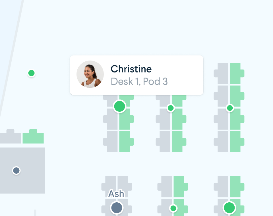 Arrange and manage office seating plans online