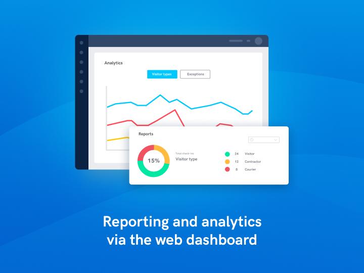 Dashboard analytics of all activity