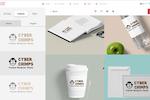 Tailor Brands screenshot: Tailor Brands custom designing screenshot