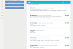 Meltwater screenshot: Create PR worthy press lists. Find relevant journalists who write on specific topics of interest to you, no matter how niche. Meltwater's innovative feature, Keyword Search, helps discover influencers based on the content of their recent articles.