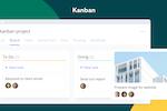 Schermopname van Wrike: Kanban boards