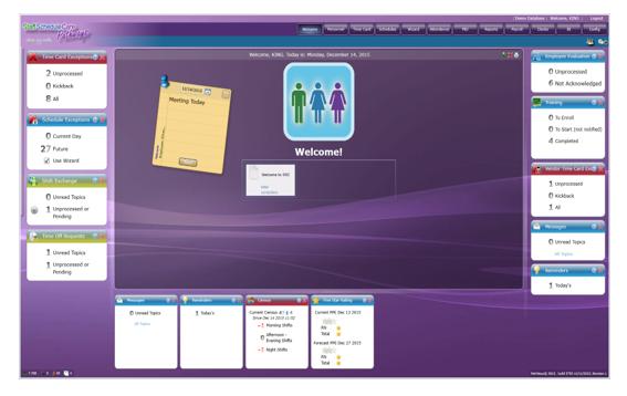 StaffScheduleCare Software - 2