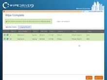 WipeDrive Software - 1