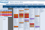 ProBusinessTools screenshot: ProBusinessTools showing project calendar