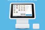 Square Payments screenshot: Accept credit card payments by integrating with Square card reader hardware and POS software