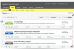 HappyFox Help Desk Software - Happyfox support tickets View