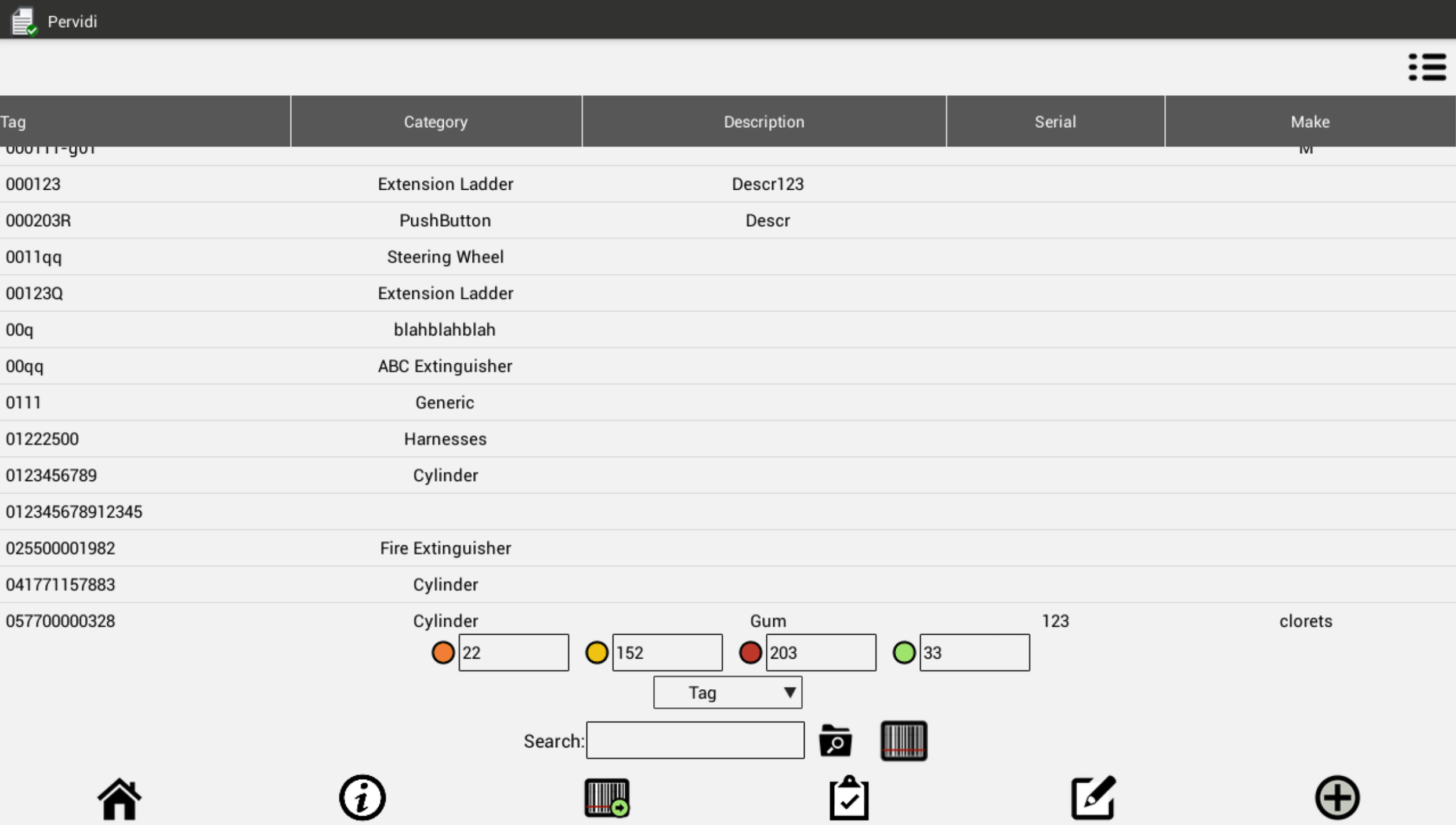 Create checklists for a variety of safety inspections and audits to address specific safety and regulatory needs
