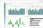 Captura de pantalla de Teamogy: Finance dashboard