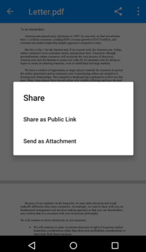 Amazon Drive share files
