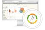 Capture d'écran pour QlikView : Guided analytics